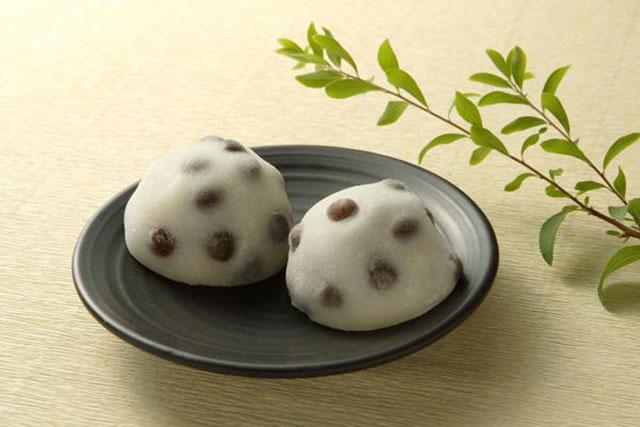 出町ふたば 「豆餅」220円