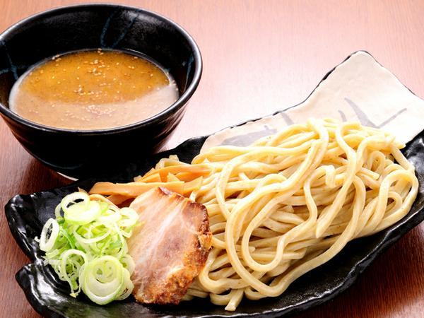 【新千歳空港限定】つけ麺 1040(税込)