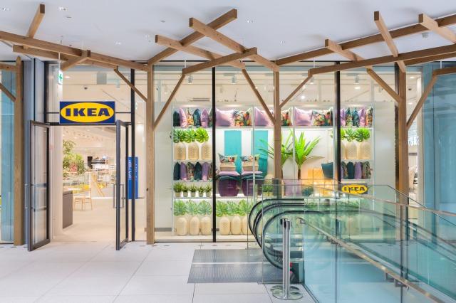 「IKEA(イケア)原宿」