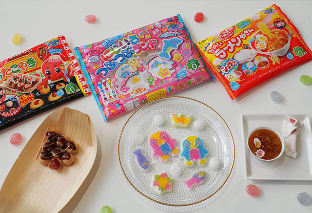 8 Best Unique Japanese DIY Candy Packs