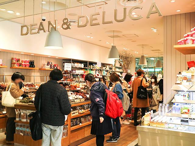 DEAN&DELUCA(ディーンアンドデルーカ) ルミネ新宿店