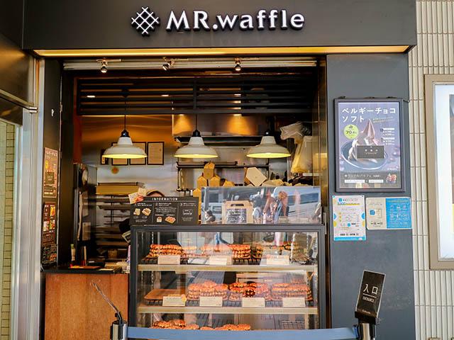 MR.waffle(ミスターワッフル)