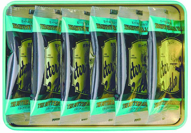 〈店舗限定商品〉バターアマンディーヌ 6個入り1944円(税込) ※毎日数量限定販売