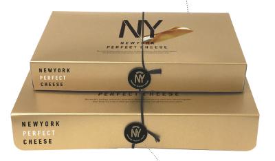ニューヨークパーフェクトチーズ 8個入り1080円(税込)