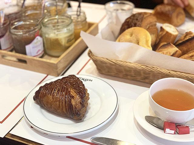 ヴィロンの朝食 1500円(税別)