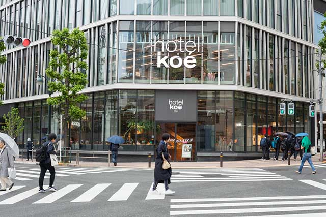 koe lobby(コエロビー)