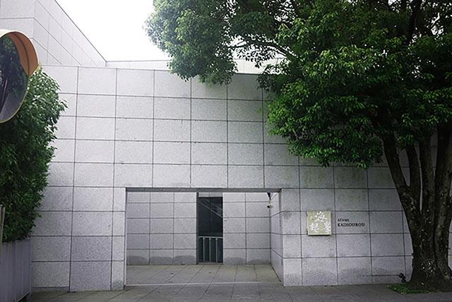 ドイツ人建築家・ブルーノ・タウト作 旧日向別邸「熱海の家」