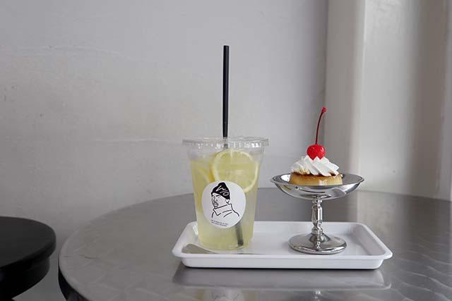 喫茶店セット750円(税込)