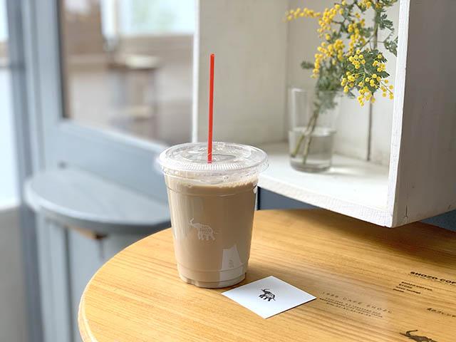カフェオレ S 430円(税込)