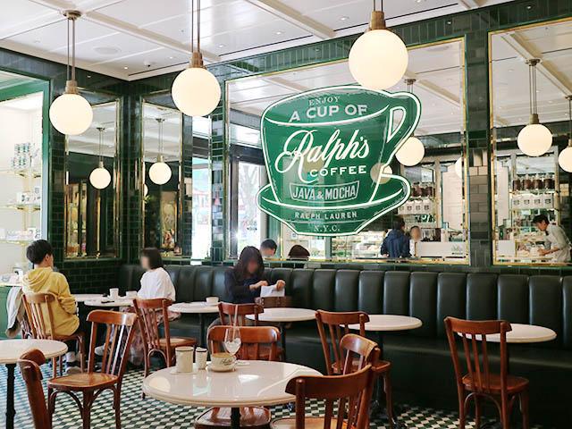 ラルフズ コーヒー(Ralph's Coffee) 店内
