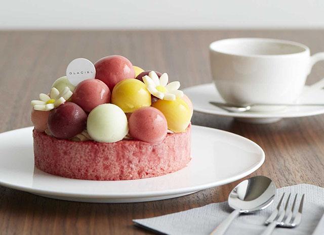一番人気のアイスのケーキ バルーンドフリュイ(12㎝) 4,014円(税込)