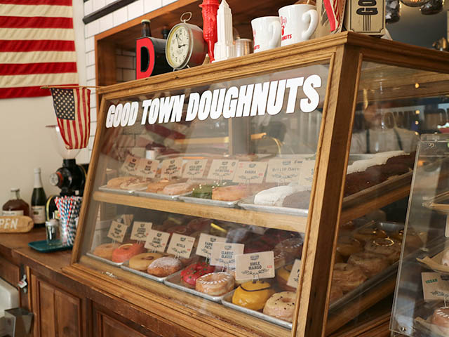 GOOD TOWN DOUGHNUTS(グッドタウンドーナツ)