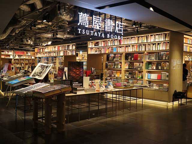 6階の「蔦屋書店」