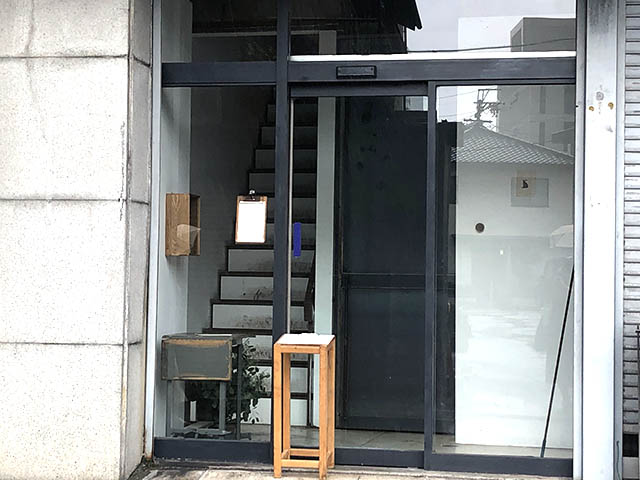 2階へ上がるとお店が。イートインもテイクアウトも可能。