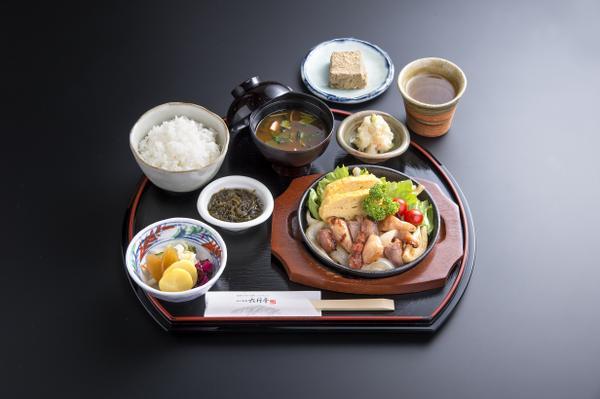 「六行亭 エスカ店」