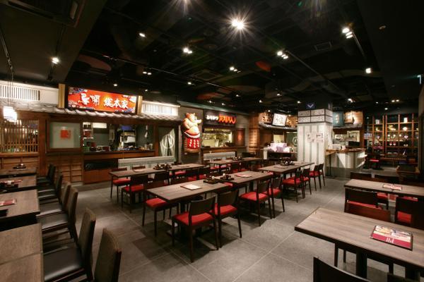 名古屋丸八食堂