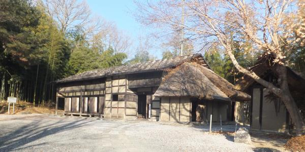江戸時代の新井家の屋敷を郷土資料館としてリノベーション!「旧新井家住宅」