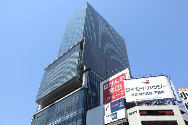 渋谷ヒカリエ 外観