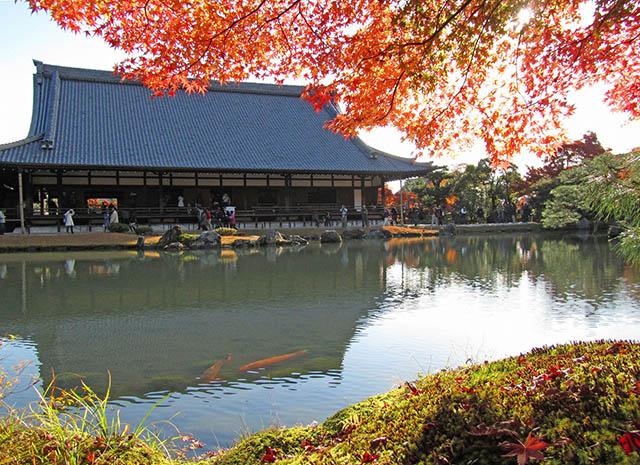 【京都】天龍寺