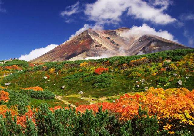 【北海道】大雪山国立公園