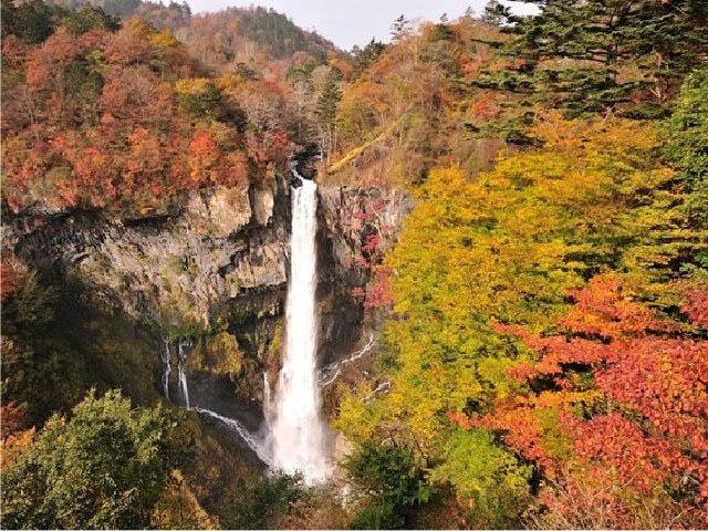 【栃木】日光 華厳の滝