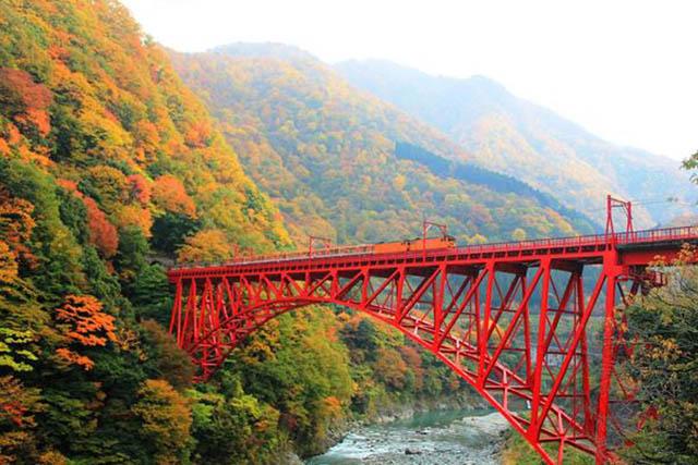 【富山】黒部峡谷
