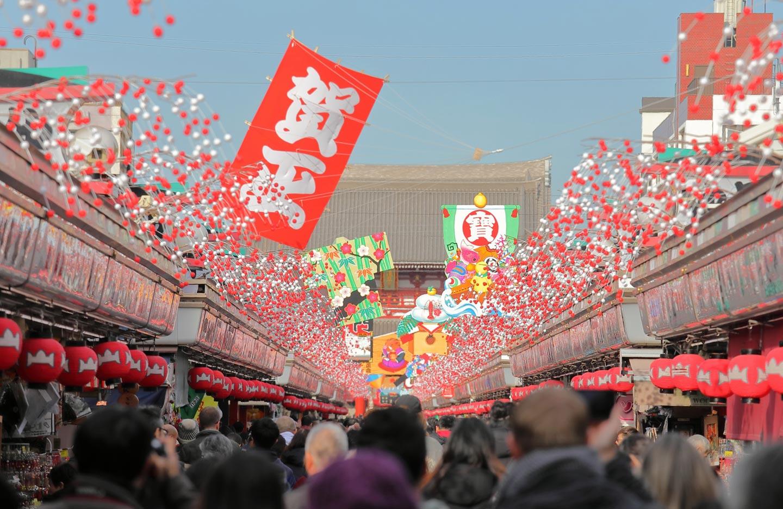 【20-21ご利益別】東京の人気初詣スポット14選│恋愛・仕事・厄除け・学業・安産