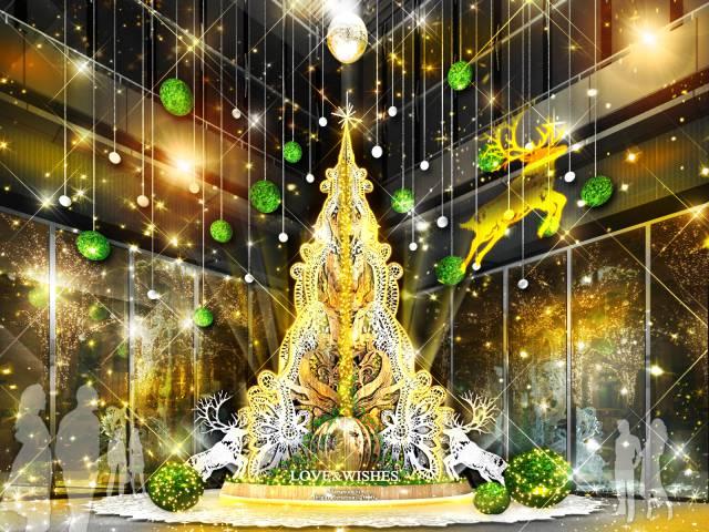 マルノウチ・ブライト・クリスマス2020 イメージ