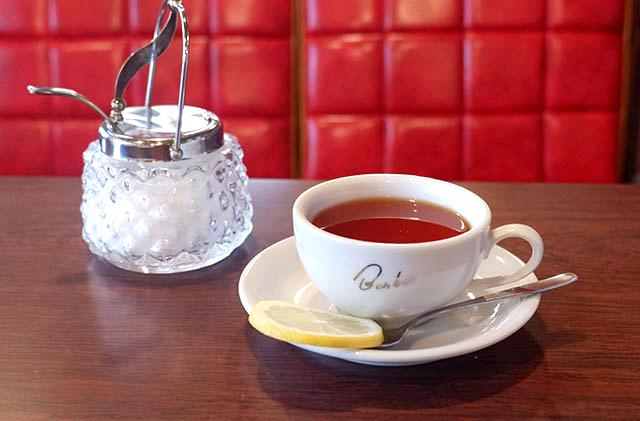 紅茶 350円