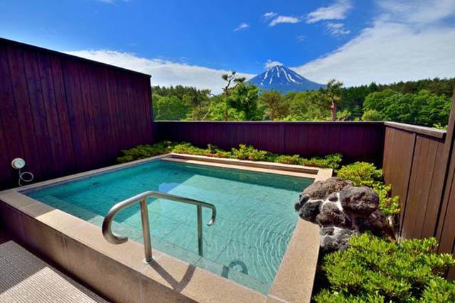 河口湖温泉 富士眺望の湯 ゆらり