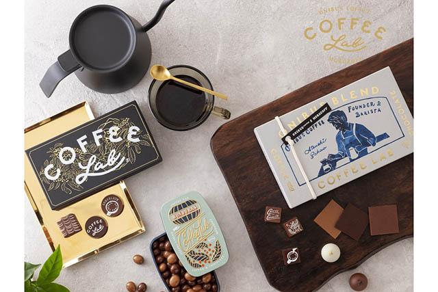 モロゾフ×オニバスコーヒー「COFFEE LAB コーヒーラボ」
