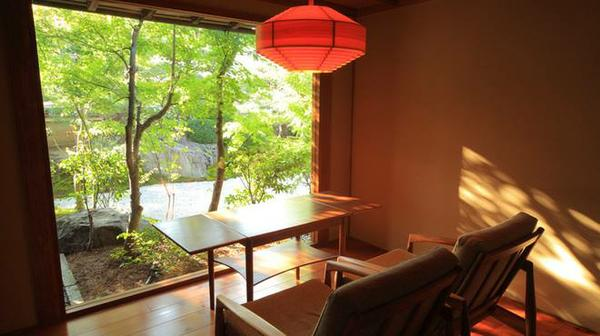 eX cafe京都嵐山本店 店内