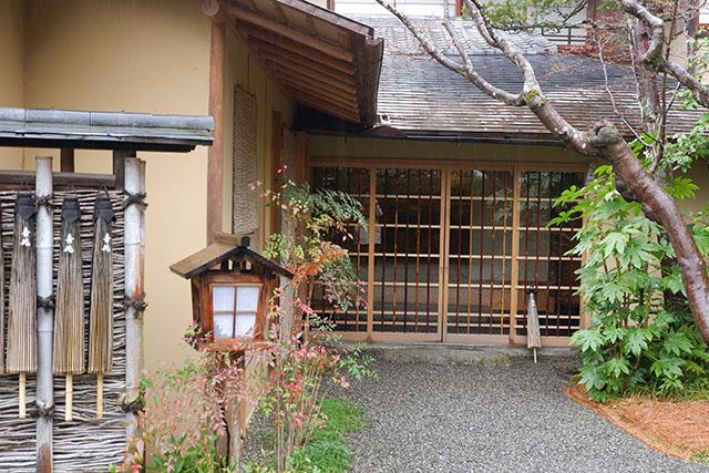 京都吉兆 外観