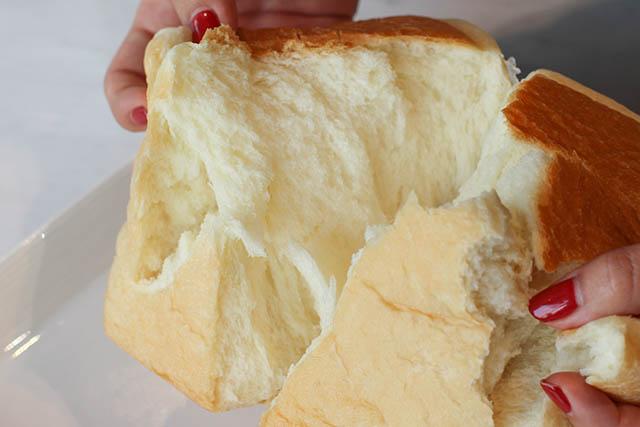 LA・PAN(ラ・パン) 「クリーミー生食パン」 1斤 440円(税込)