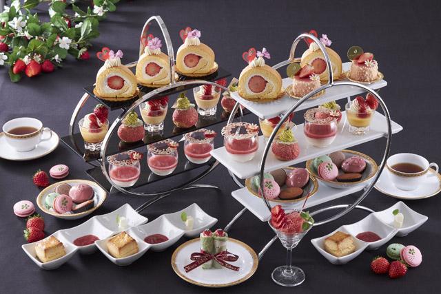 ホテルオークラ東京ベイ 「The Strawberry Experience ~至福のいちご時間~」
