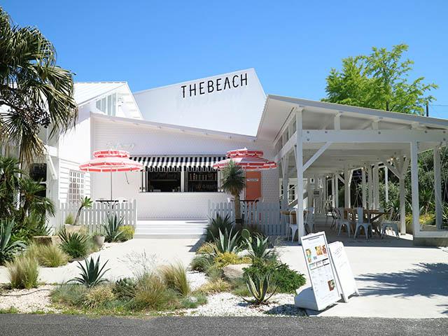 「THE BEACH YOKOHAMA Teafanny」 外観