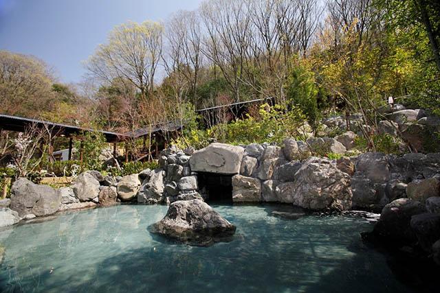 ネスタリゾート神戸 遊んだ後は温泉でリフレッシュ!