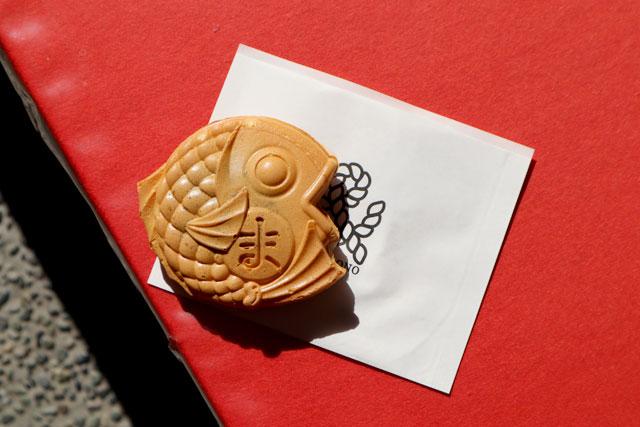 まめものとたい焼き 「つぶあん」「カスタード」250円 / 「あんバター」300円(全て税込)