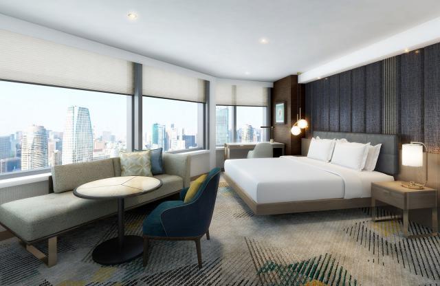 「ストリングスホテル東京 インターコンチネンタル」