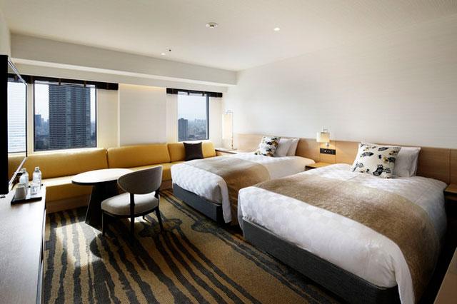 サンシャインシティプリンスホテル パノラマフロア-ツインルーム