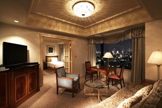 リーガロイヤルホテル東京 ジュニアスイートツイン