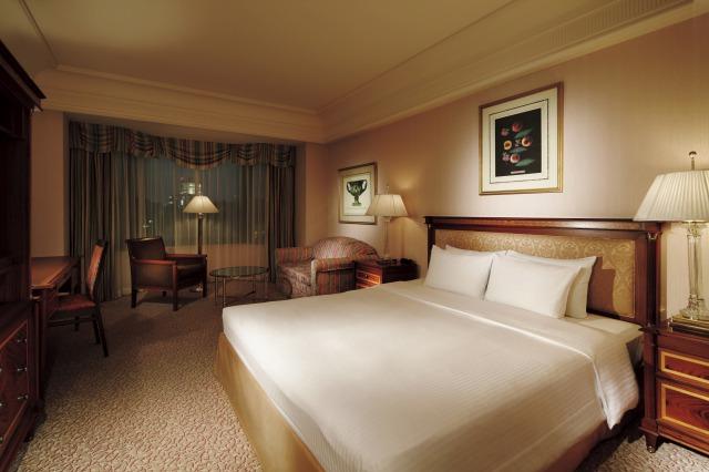 リーガロイヤルホテル東京 ダブル