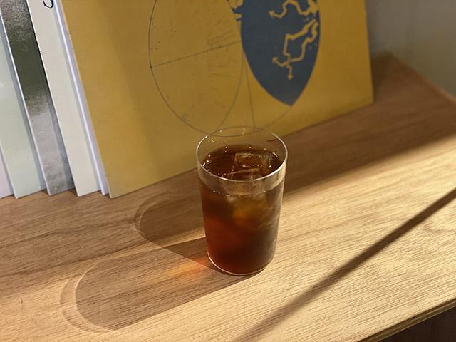 「SR」本日のアイスコーヒー 350円(税抜)