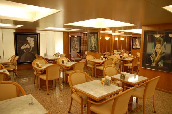 モンブラン 喫茶室