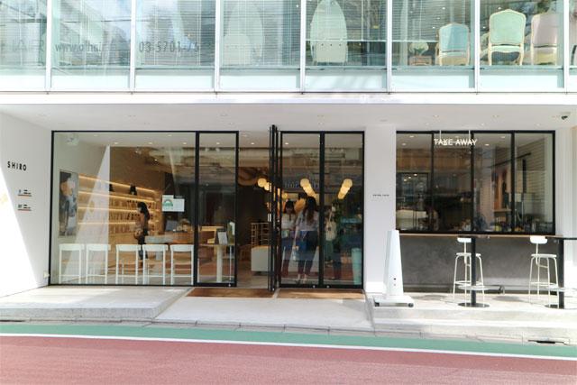 SHIRO CAFE 外観