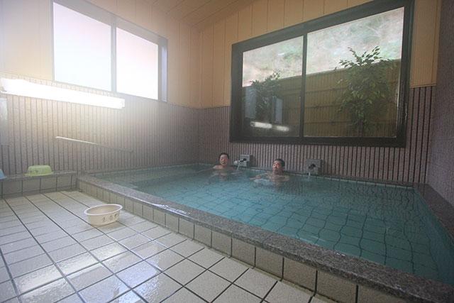 五頭温泉郷 出湯共同浴場