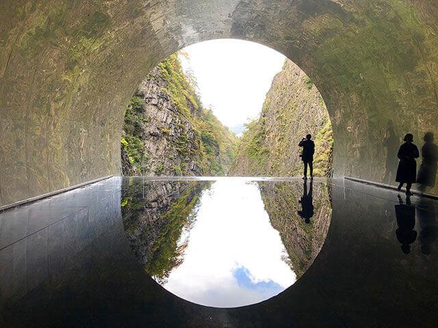 清津峡 ―Tunnel of Light, Ma Yansong