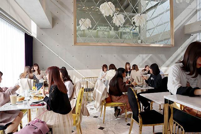 Rui Cafe 店内