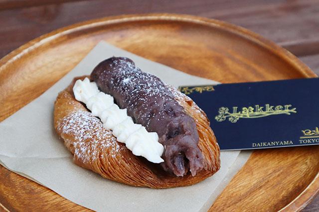 Laekker(レカー)「あんバター」420円(税込)