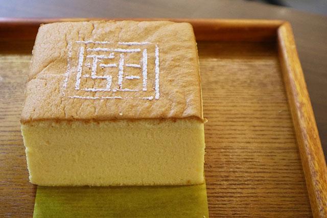 「甜カステラ(プレーン)」 580円(税込) / 台湾甜商店